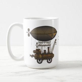 The Airship Douglas Industrial Flying Machine Classic White Coffee Mug