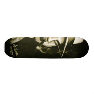 The Al Capone (Scarface) - Signature Series Skateboard Deck