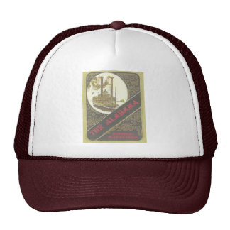 THE ALABAMA RIVERBOAT LUCKY GAMBLER ! TRUCKER HAT