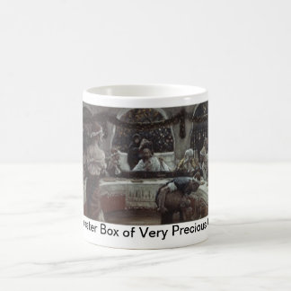 The Alabaster Box of Very Precious Ointment Coffee Mug