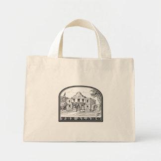 The Alamo: Bag-2 Mini Tote Bag