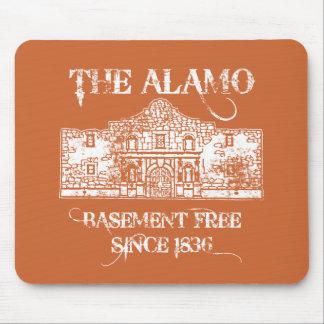 The Alamo Basement Mouse Pad