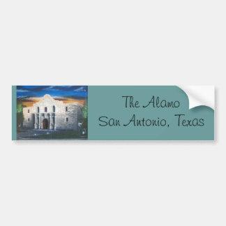 The Alamo Bumper Sticker