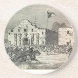 """The Alamo Coaster<br><div class=""""desc"""">The Alamo Coaster</div>"""