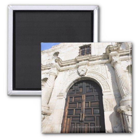 The Alamo in San Antonio, Texas Magnet