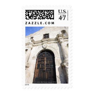 The Alamo in San Antonio, Texas Postage