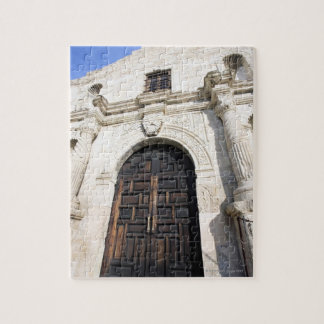 The Alamo in San Antonio, Texas Puzzles