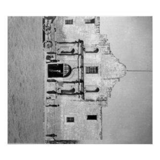 The Alamo in San Antonio, TX  Photograph #1 Poster