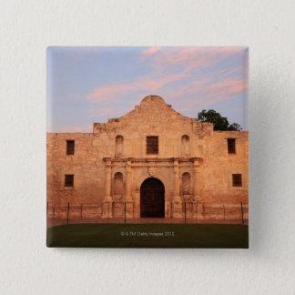 The Alamo Mission in modern day San Antonio, 2 Button