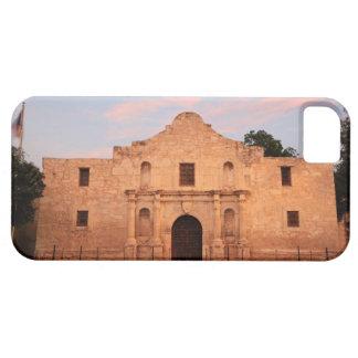 The Alamo Mission in modern day San Antonio, 2 iPhone SE/5/5s Case