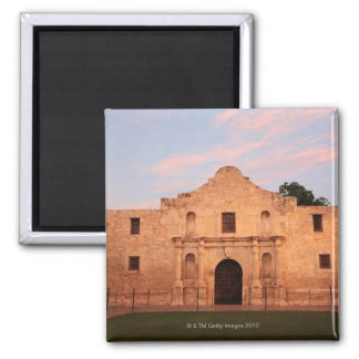 The Alamo Mission in modern day San Antonio 2 Refrigerator Magnet