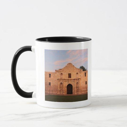 The Alamo Mission in modern day San Antonio, 2 Mug