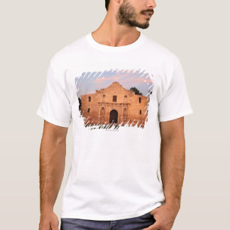 The Alamo Mission in modern day San Antonio, 2 T-Shirt