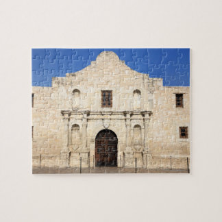 The Alamo Mission in modern day San Antonio, 3 Puzzle