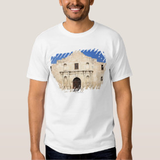 The Alamo Mission in modern day San Antonio, 3 Tee Shirt