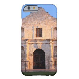 The Alamo Mission in modern day San Antonio, Barely There iPhone 6 Case