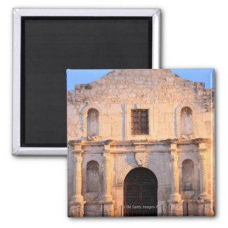 The Alamo Mission in modern day San Antonio Refrigerator Magnets