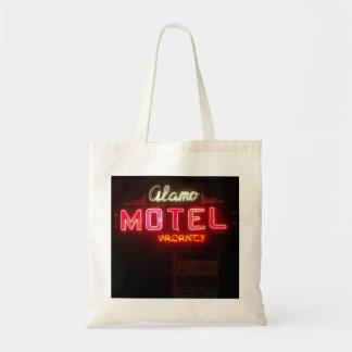 The Alamo Motel Tote Bag