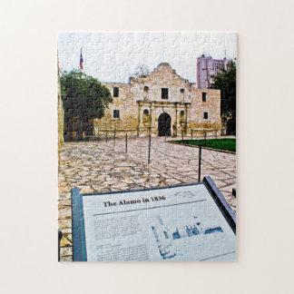The Alamo Puzzle