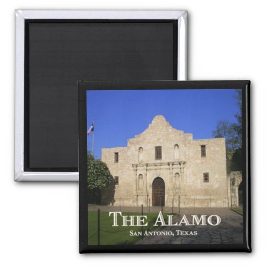 The Alamo, San Antonio, Texas Magnet