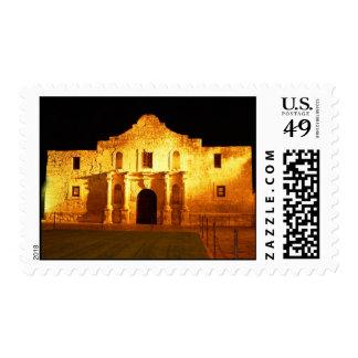 The Alamo, San Antonio, Texas Postage
