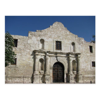 The Alamo, San Antonio Texas Postcard