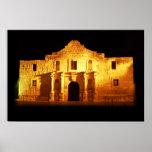 The Alamo, San Antonio, Texas Poster
