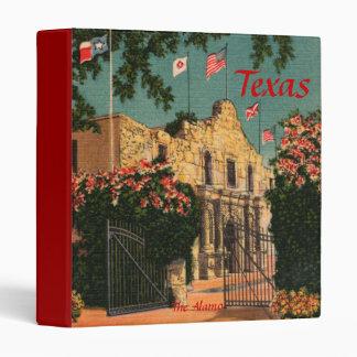 The Alamo Vintage Texas Binder