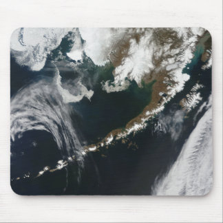 The Alaskan Peninsula and Aleutian Islands Mouse Pad