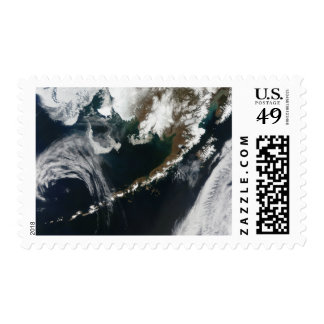 The Alaskan Peninsula and Aleutian Islands Postage