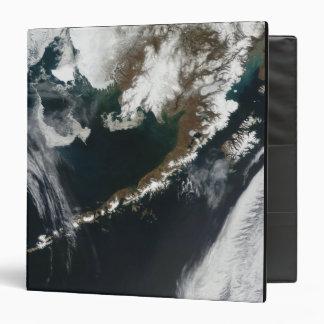 The Alaskan Peninsula and Aleutian Islands Vinyl Binder