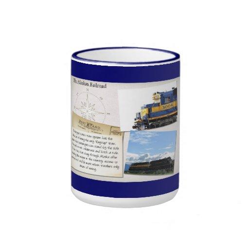 The Alaskan Railroad Mug