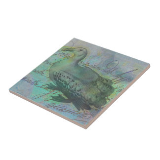 The Albatross Did Follow Ceramic Tile