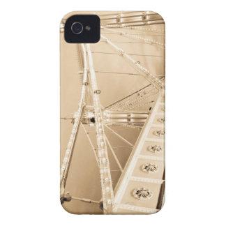 The Albert Bridge London iPhone 4 Cases