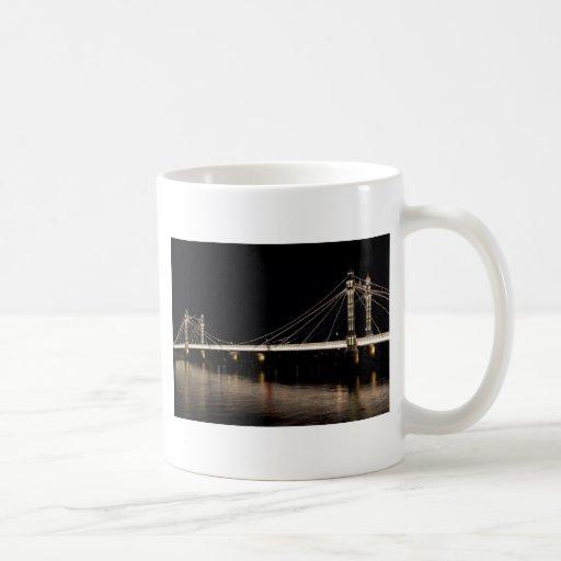The Albert Bridge London Mugs