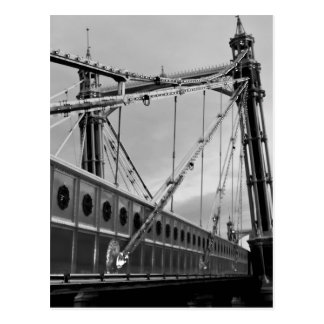 The Albert Bridge London Postcards