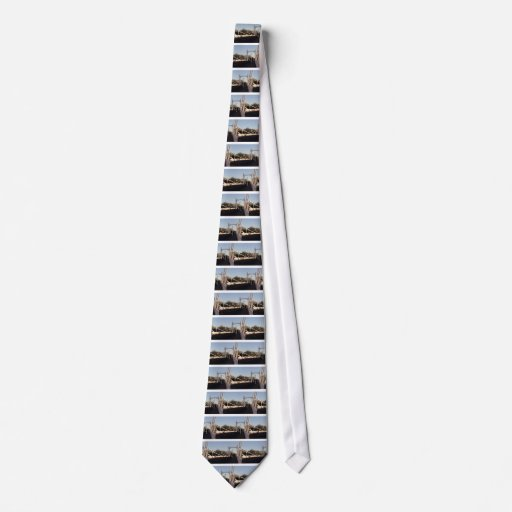 The Albert Bridge London Tie