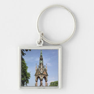 The Albert Memorial from the Albert Hall Keychain