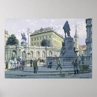 The Albertina, Vienna Poster