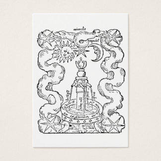 The Alchemical Fountain Business Card