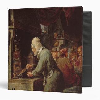 The Alchemist Binder