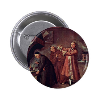 The Alchemist By Longhi Pietro (Best Quality) Pin