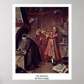 The Alchemist By Pietro Longhi Print