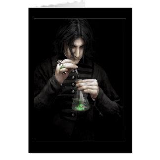 The Alchemist - Card (Customize)