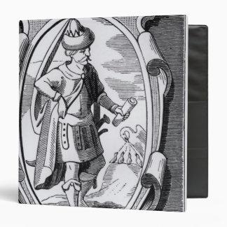 The Alchemist Geber 3 Ring Binder