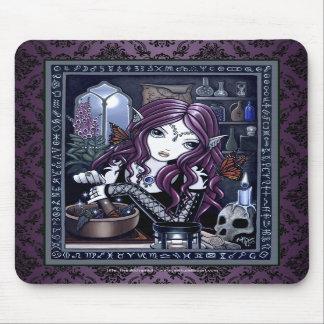 The Alchemist Gothic Magic Fairy Mouspad Mousepads