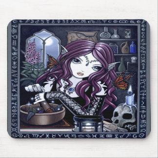 The Alchemist Gothic Magic Fairy Mouspad Mouse Pad