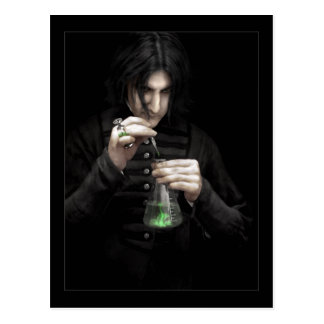 The Alchemist - Postcard