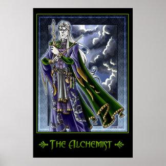 The Alchemist Poster