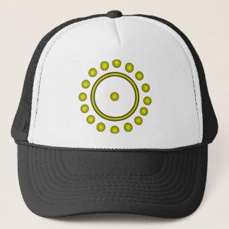 The Alchemist Symbol for Gold Trucker Hat
